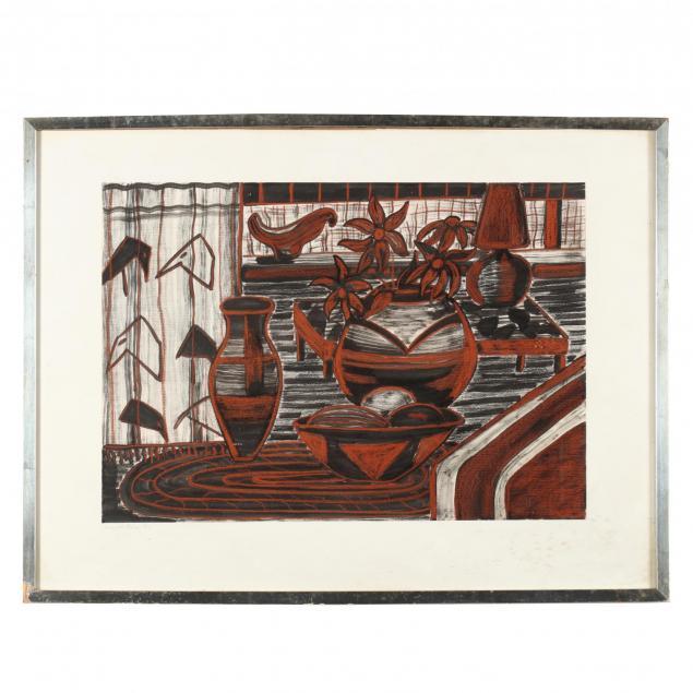 frances-cohen-am-20th-century-modernist-still-life