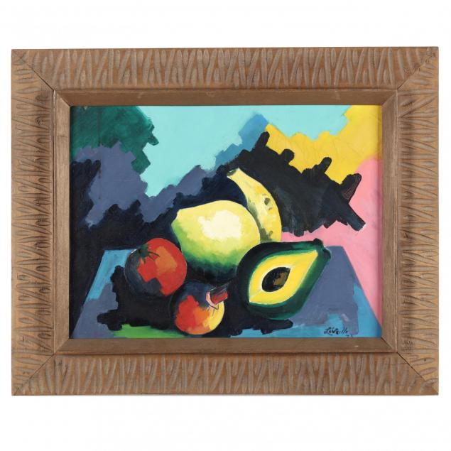 haitian-still-life-with-fruit