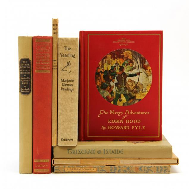eight-illustrated-books