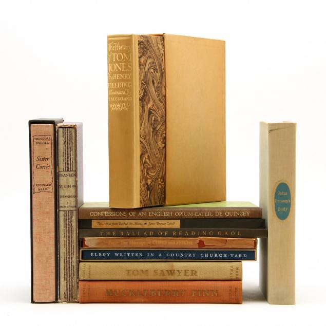 eleven-heritage-press-illustrated-books