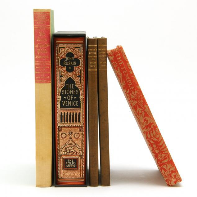 five-vintage-books