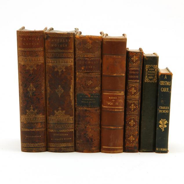 seven-antique-books