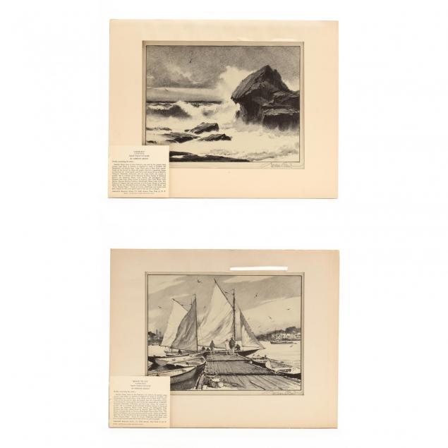 gordon-grant-american-1875-1962-two-water-views
