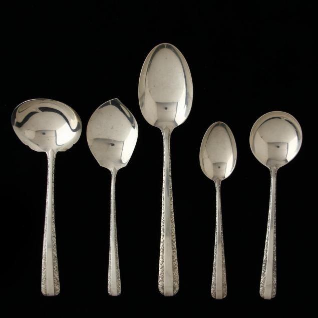 13-pieces-of-towle-candlelight-sterling-silver-flatware