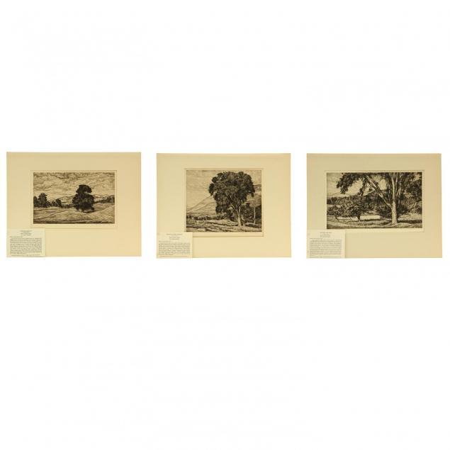 luigi-lucioni-american-italian-1900-1988-three-landscape-etchings