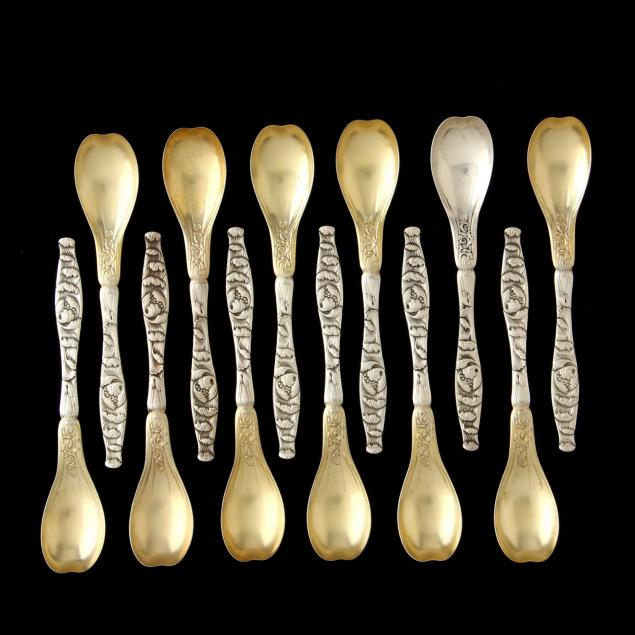 set-of-twelve-sterling-silver-egg-spoons-by-whiting
