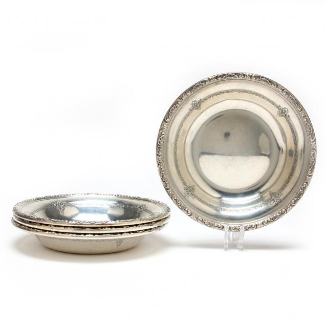 four-towle-old-master-sterling-silver-bon-bon-bowls