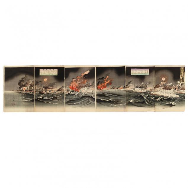 six-panel-russo-japanese-war-print-by-utagawa-kokunimasa-1874-1944