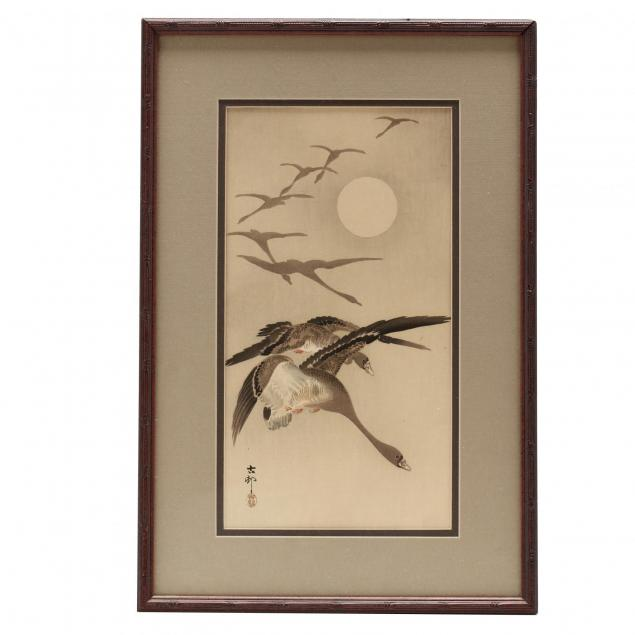 geese-in-the-moonlight-by-ohara-koson-japanese-1877-1945