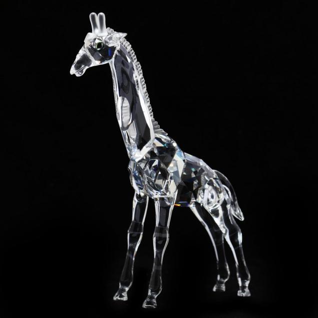 swarovski-crystal-giraffe-figure