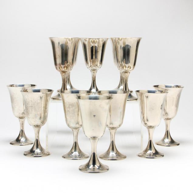 a-set-of-twelve-sterling-silver-goblets-by-gorham