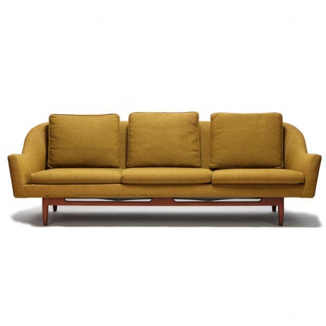 jens-risom-modernist-sofa