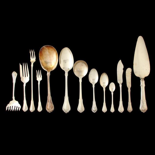 gorham-villa-norfolk-sterling-silver-flatware-service