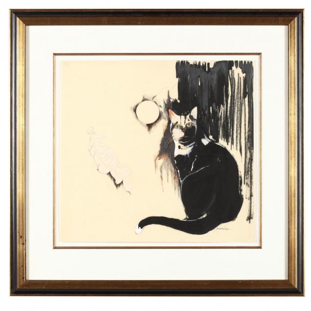 nanette-mize-rogers-nc-1945-2007-black-cat