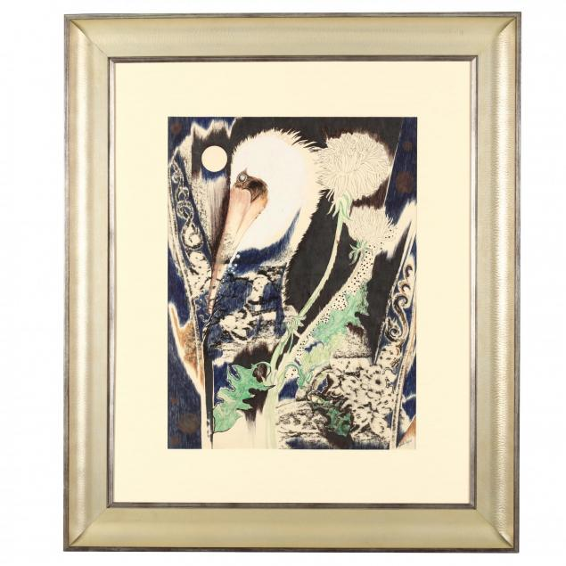 nanette-mize-rogers-nc-1945-2007-untitled-pelican