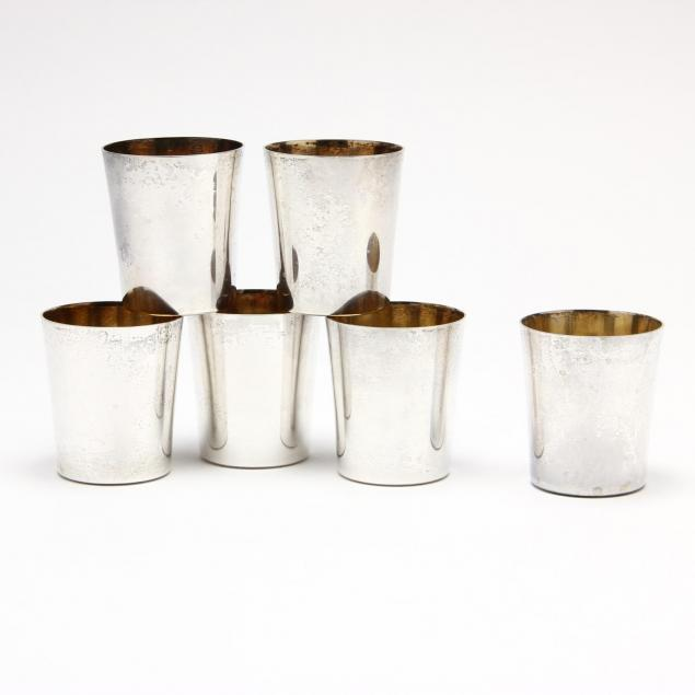 a-set-of-six-parcel-gilt-sterling-silver-tumblers