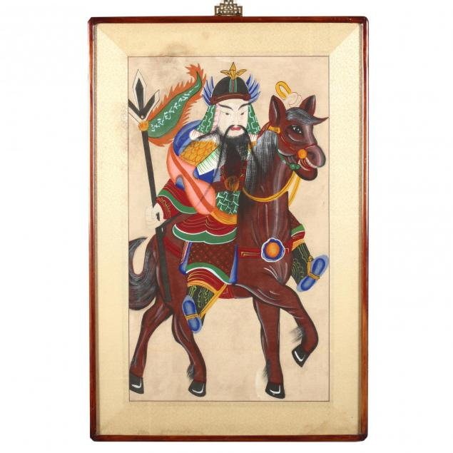 painting-of-a-chinese-warrior