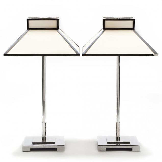 pair-of-italian-chrome-table-lamps
