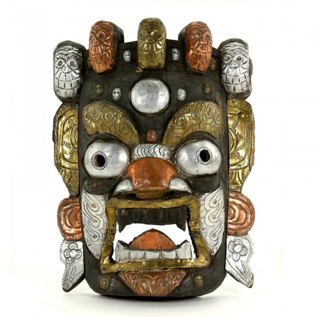 nepalese-mahakala-mask