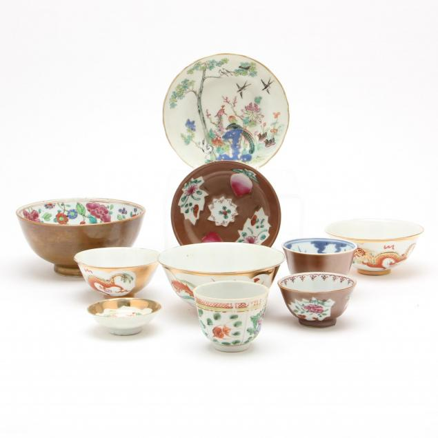 group-of-chinese-export-and-chinese-style-porcelains