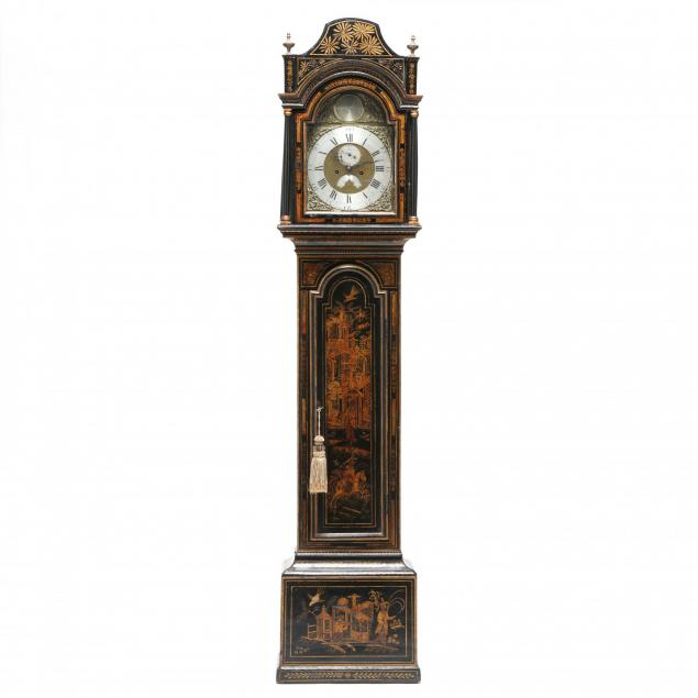 an-english-chinoiserie-decorated-tall-case-clock