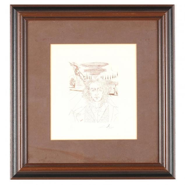 salvador-dali-spanish-1904-1989-henry-wadsworth-longfellow