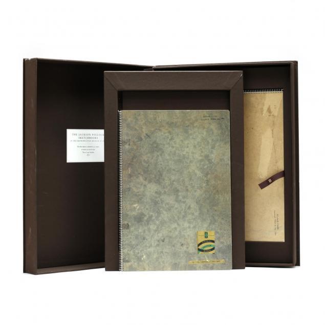 the-jackson-pollock-sketchbooks-in-the-metropolitan-museum-of-art-complete-set