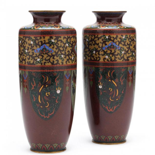 a-pair-of-japanese-meiji-period-dragon-and-phoenix-vases