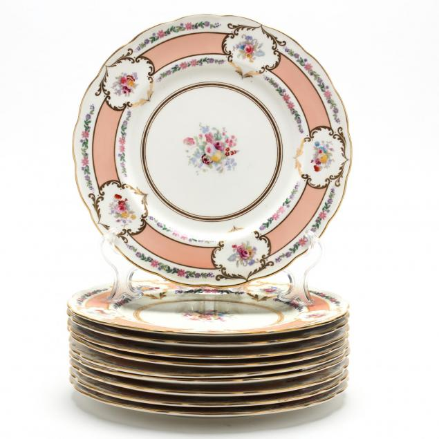 set-of-ten-dinner-plates-by-george-jones-sons