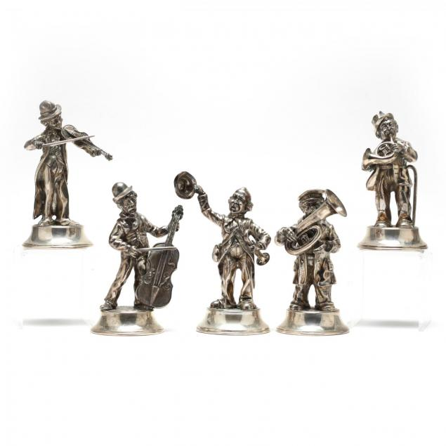 a-five-piece-set-of-silver-musicians