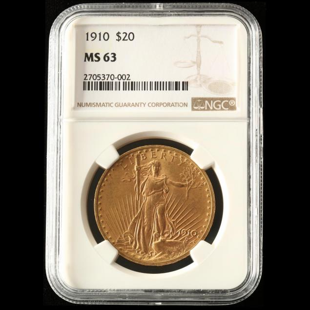 1910-20-gold-st-gaudens-double-eagle-ngc-ms63