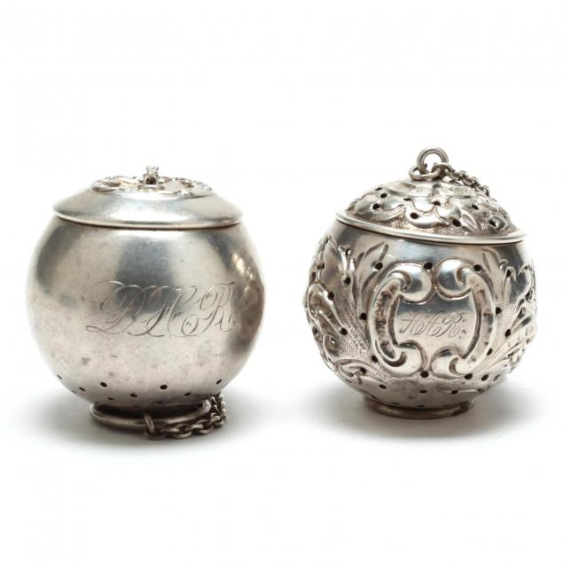 two-antique-sterling-silver-tea-balls