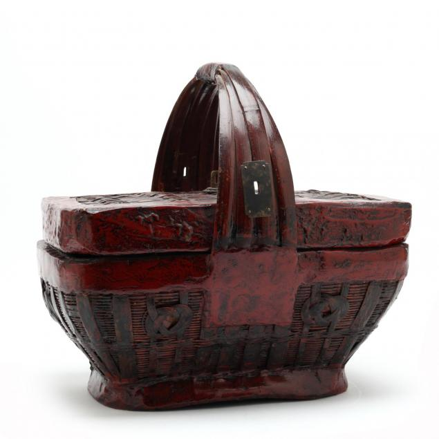 a-chinese-lacquered-wooden-basket