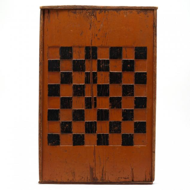 carved-and-paint-decorated-game-board-for-the-blind