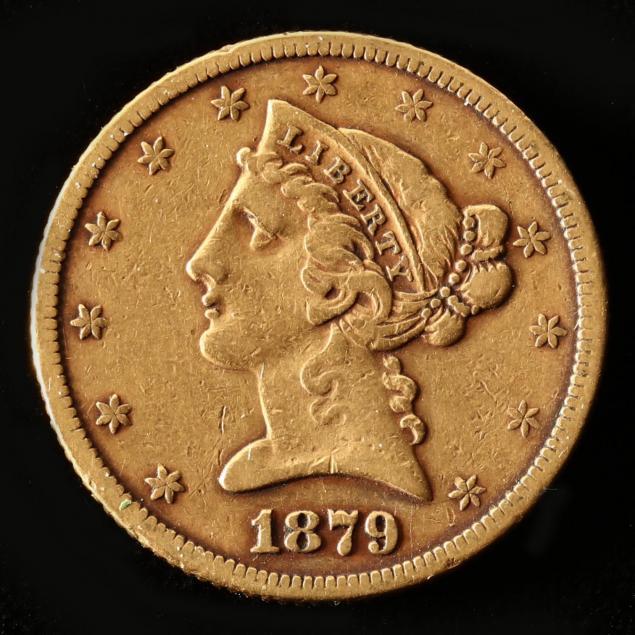 1879-5-gold-liberty-head-half-eagle