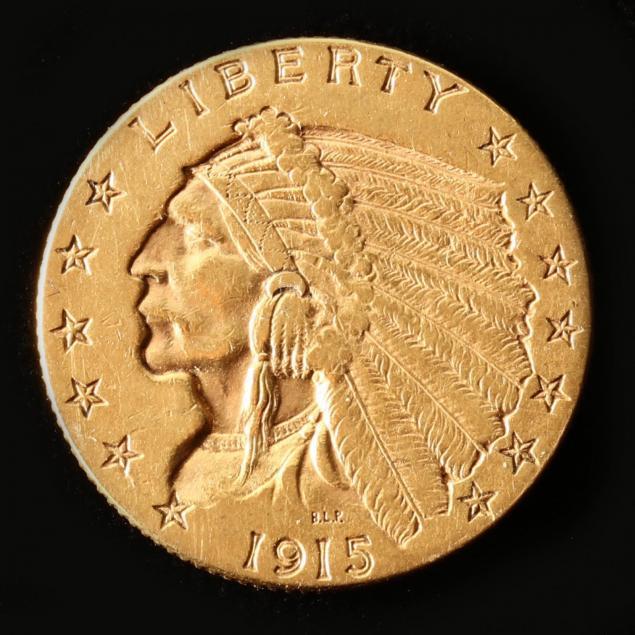 1915-2-50-gold-indian-head-quarter-eagle