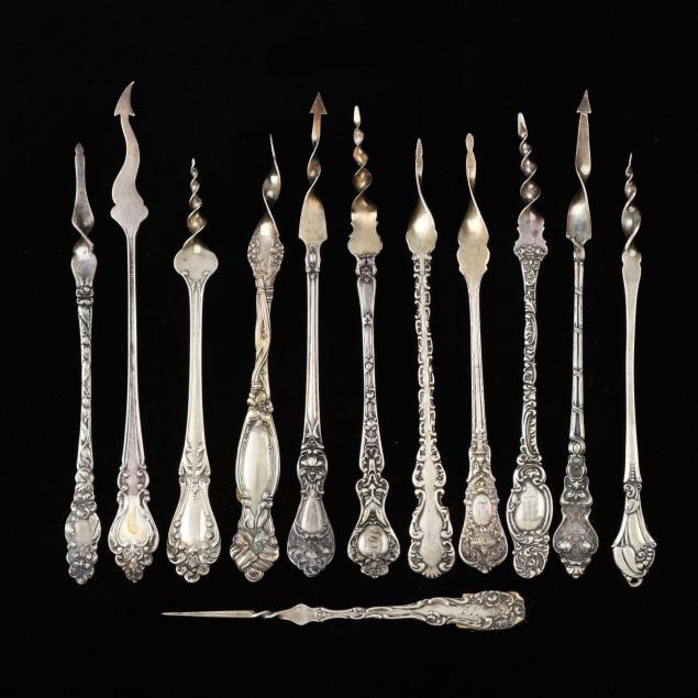 an-assembled-set-of-twelve-sterling-silver-butter-picks