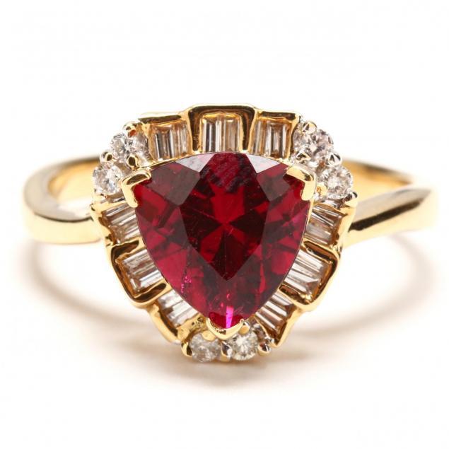 14kt-rubelite-tourmaline-and-diamond-ring