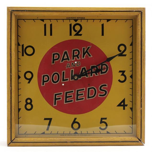 vintage-advertising-wall-clock