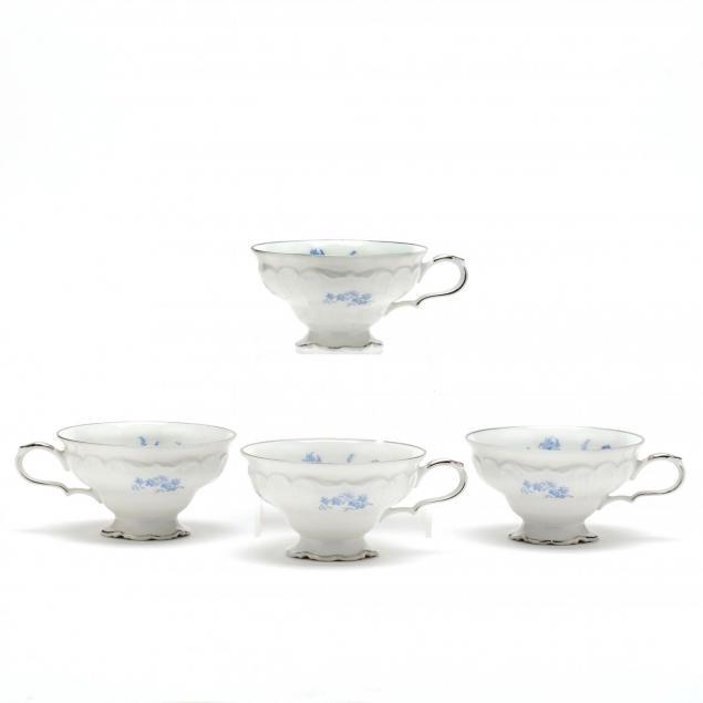 four-edelstein-bavaria-ocean-blue-teacups