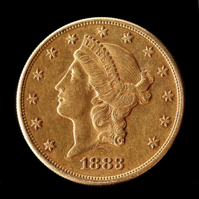1883-s-20-gold-liberty-head-double-eagle