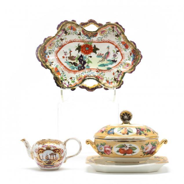 three-19th-century-continental-english-porcelains