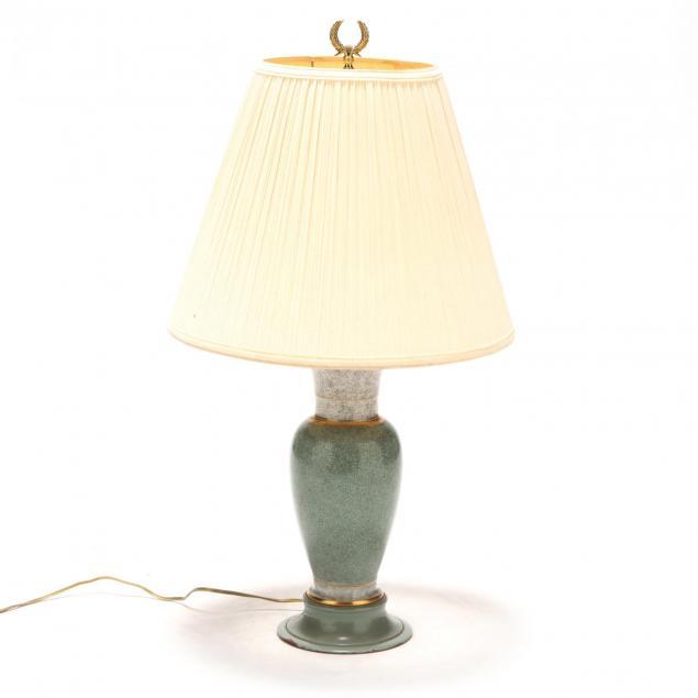 mid-century-royal-copenhagen-crackleware-porcelain-table-lamp
