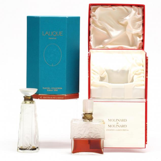 two-lalique-art-glass-limited-edition-scent-bottles