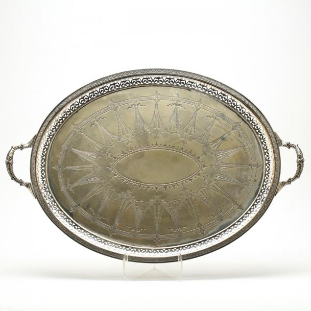 a-large-antique-english-silverplate-tray