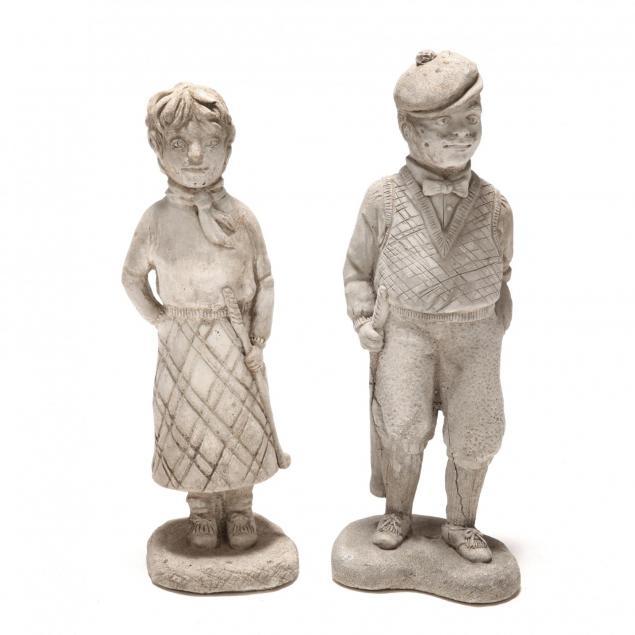 pair-of-contemporary-garden-sculptures-of-golfers