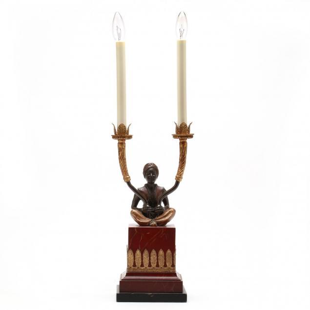 frederick-cooper-blackamoor-lamp