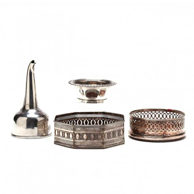 four-antique-english-silverplate-wine-accessories