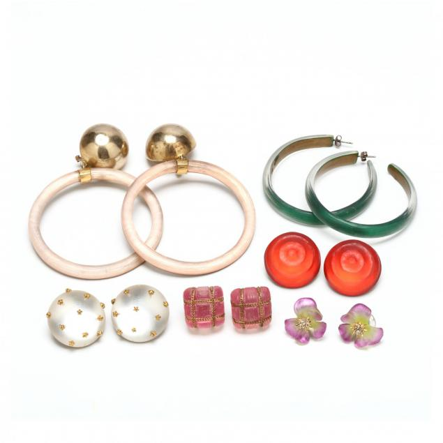 six-pairs-of-lucite-earrings-alexis-bittar