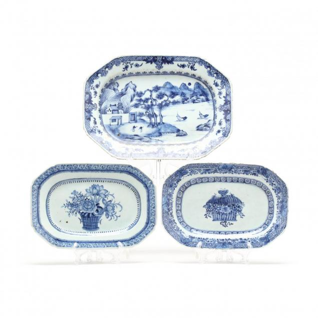 three-antique-chinese-export-diminutive-platters